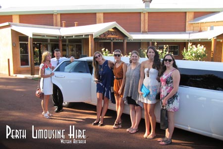 swan valley wine tour limousine