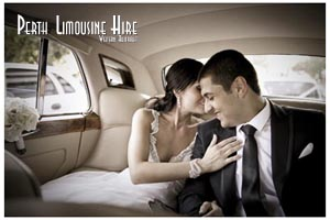 luxury wedding limousines