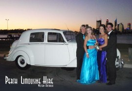 bentley limo hire perth