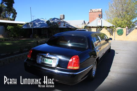 perth wine tours by limousine