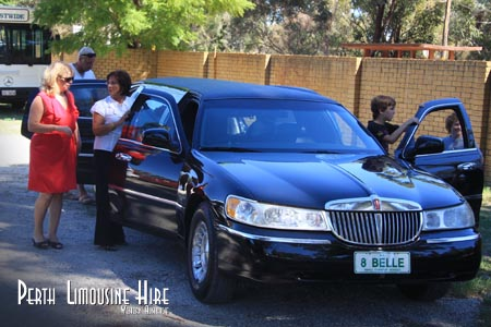 swan valley winery limo hire