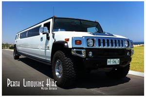 hummer limo hire perth