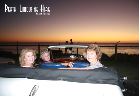 limo tours perth
