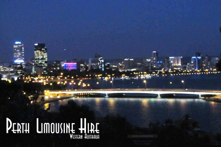 sunset limo tours perth wa
