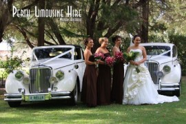 perth wedding limo hire 29