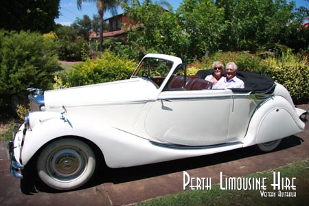 classic limo tours perth