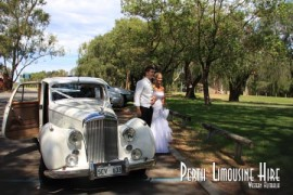 bentley wedding car 2