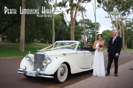 kings park wedding cars
