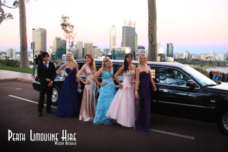 schoolball limousines