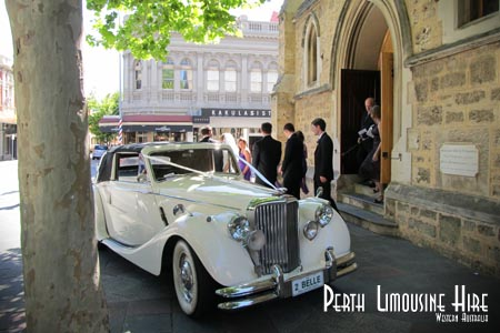 fremantle wedding car hire