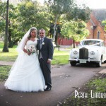 Wedding photos in Stirling Square Guildford