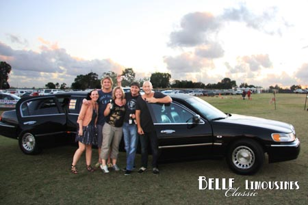 concert limousines perth