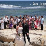 Anita and Andrew's beach-side wedding at Trigg Beach