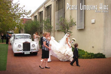 wedding transport perth wa