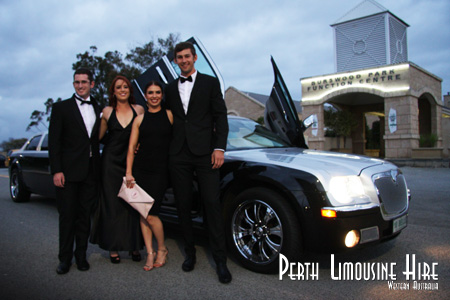 perth chrysler limo hire