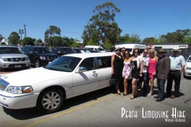 ascot limo hire perth 22